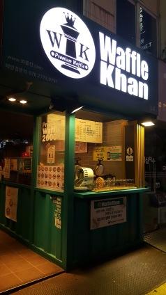 Waffle Khan